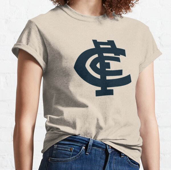 Carlton football club - Aussie football - AFL Classic T-Shirt