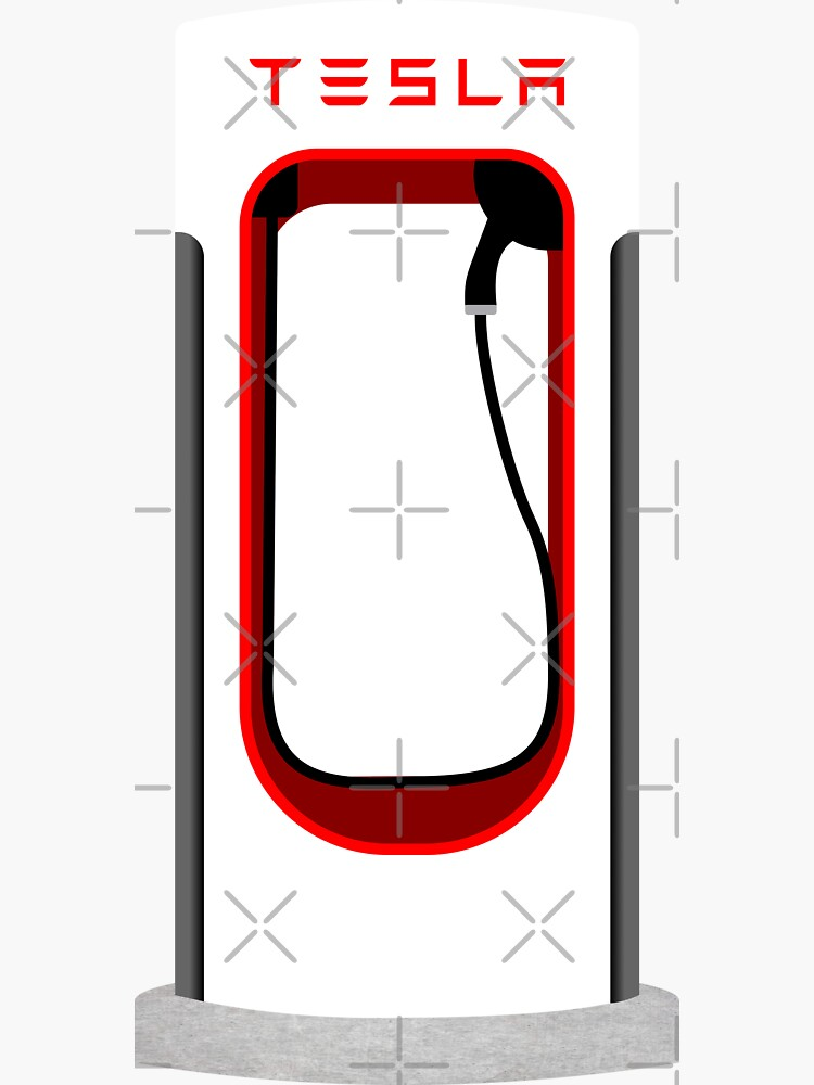 Tesla Supercharger by ShanM1796