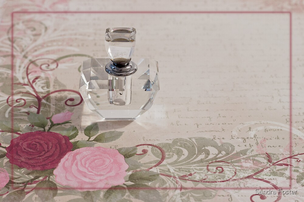 The Perfume Story Untold  by Sandra Foster