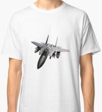F-15 Jet Fighter Classic T-Shirt