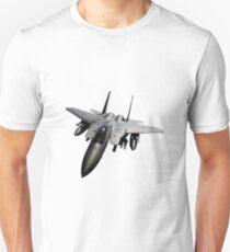 F-15 Jet Fighter Unisex T-Shirt