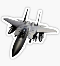 F-15 Jet Fighter Sticker