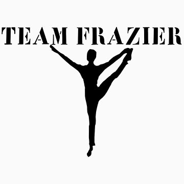Team Frazier (In Black) by Roxyrode96