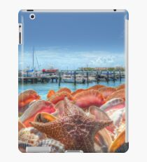 Marina in Nassau, The Bahamas | iPad Case iPad Case/Skin