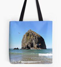 Canon Beach Haystack Tote Bag
