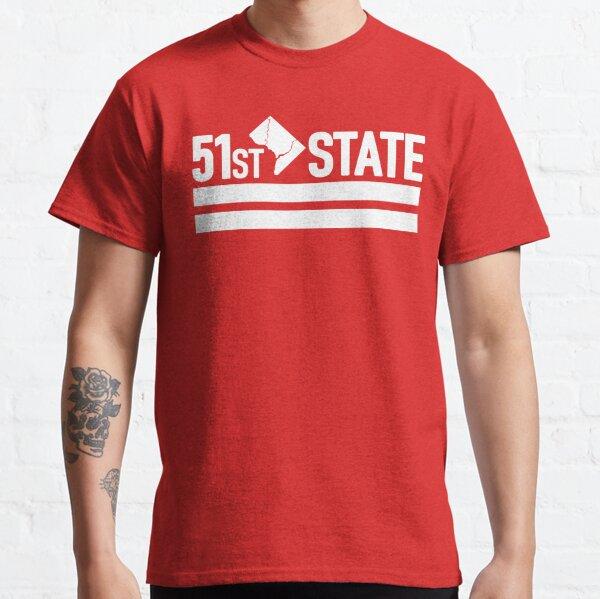51st State New Washington DC Classic T-Shirt
