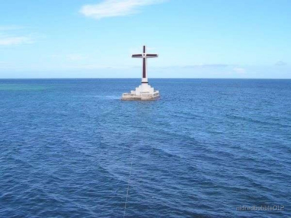 Sunken Cemetery of Camiguin Island by nidredbubble012
