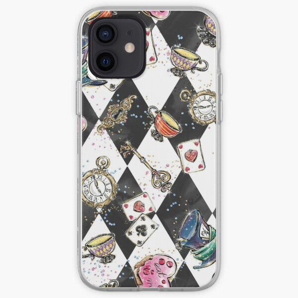 Karamfila's Alice in Wonderland iPhone Soft Case