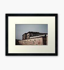 The Berlin Wall, 1991  Framed Print