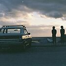 Cottesloe Surfers, Car Series by Ben Reynolds