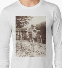 DOG B IKE Long Sleeve T-Shirt