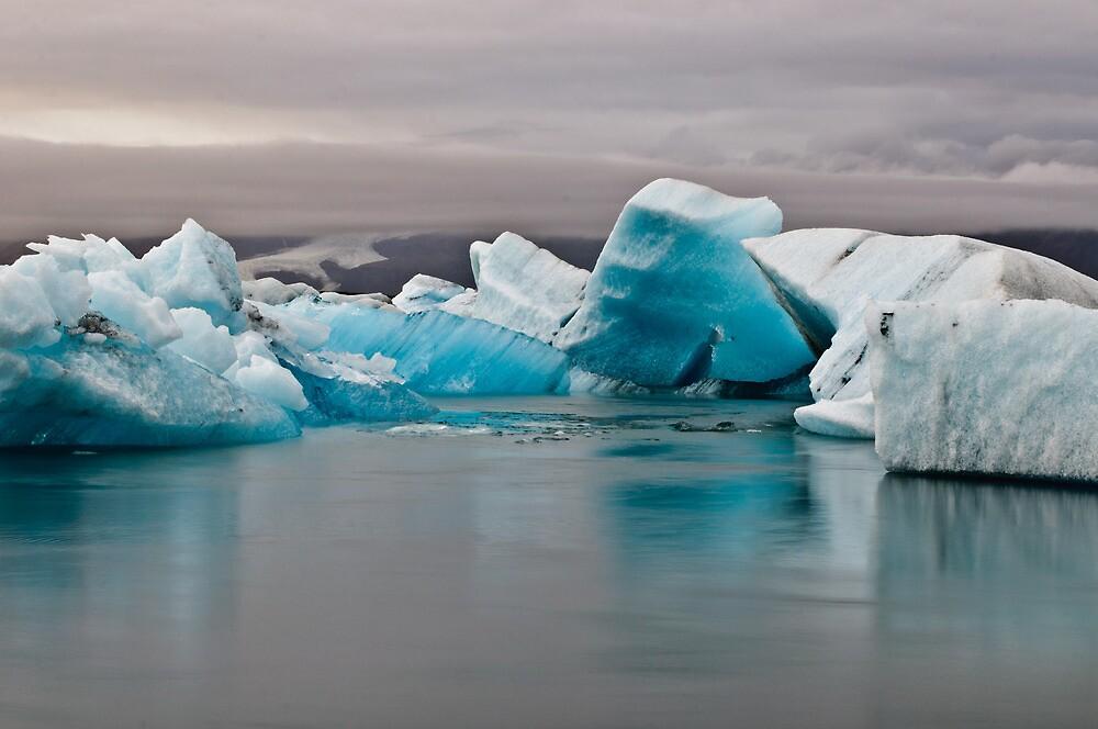 Blue Lagoon, Iceland by Dean Bailey