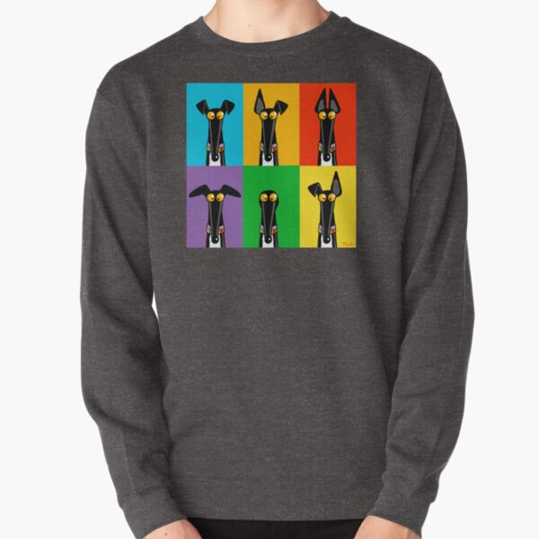 Greyhound Semaphore Pullover Sweatshirt