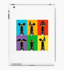 Greyhound Semaphore iPad Case/Skin