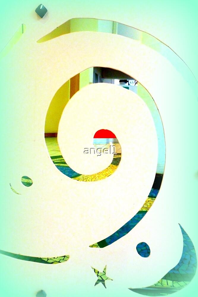 Swirls by ©The Creative  Minds