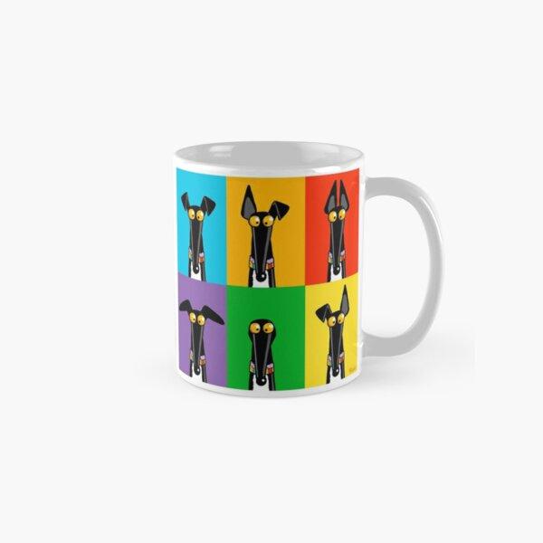 Greyhound Semaphore mug Classic Mug