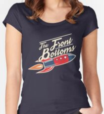 Flying Model Rockets Women's Fitted Scoop T-Shirt