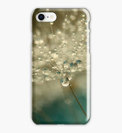 Smoky Blue iPhone Case/Skin
