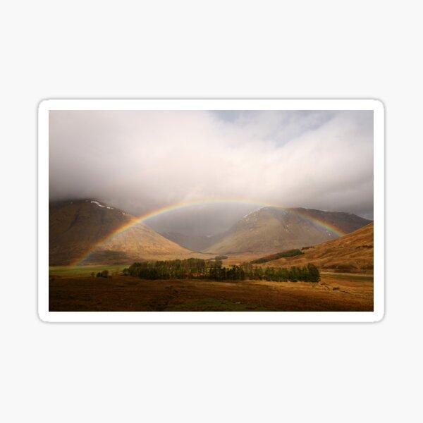 Chasing Rainbows Sticker