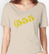 555 Women's Relaxed Fit T-Shirt
