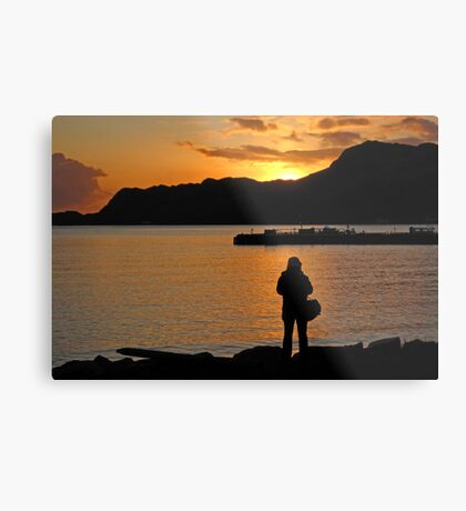 Right Time, Right Place  Metal Print