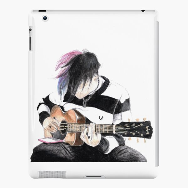 Yungblud guitar iPad Snap Case