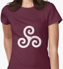 TEEN WOLF'S TRISKELION Womens Fitted T-Shirt