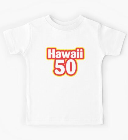 Hawaii 50 Kids Clothes