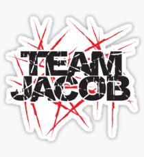 Team Jacob Sticker