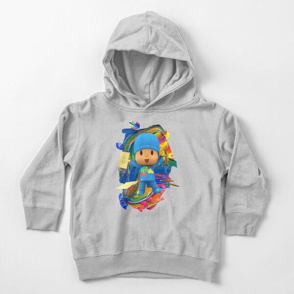 Pocoyo Toddler Pullover Hoodie