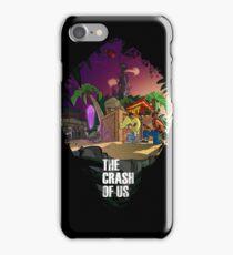 The Crash Of Us iPhone Case/Skin