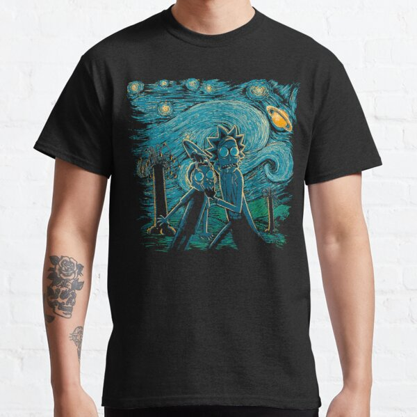 Impressionist Science Classic T-Shirt
