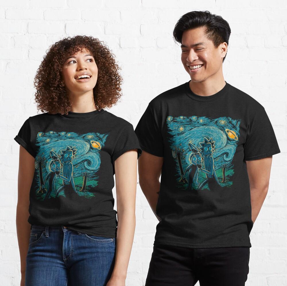 Impressionist Science Classic T-Shirt