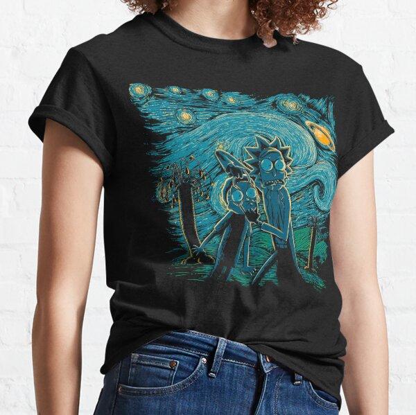 Impressionist Science Camiseta clásica