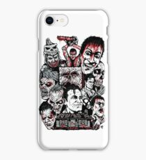 Evil Dead Trilogy iPhone Case/Skin