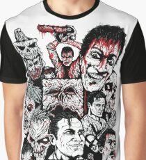 Evil Dead Trilogy Graphic T-Shirt
