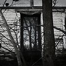 Abandoned home by Melissa  Ousley