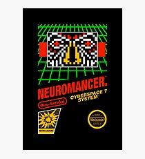 Neuro-Tendo Photographic Print