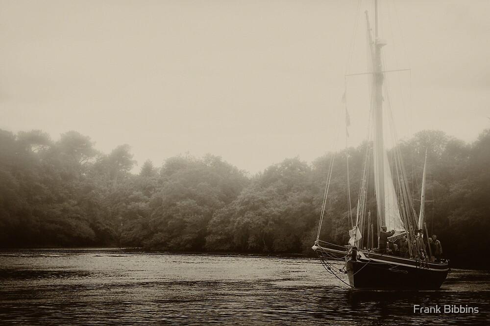 Mystic Ship by Frank Bibbins