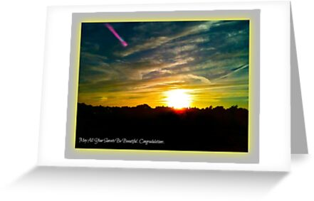 Shooting Star at Sunset by scotts03