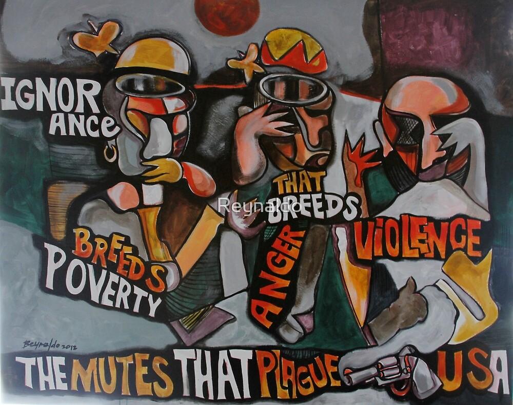 Los Thres Mudos by Reynaldo