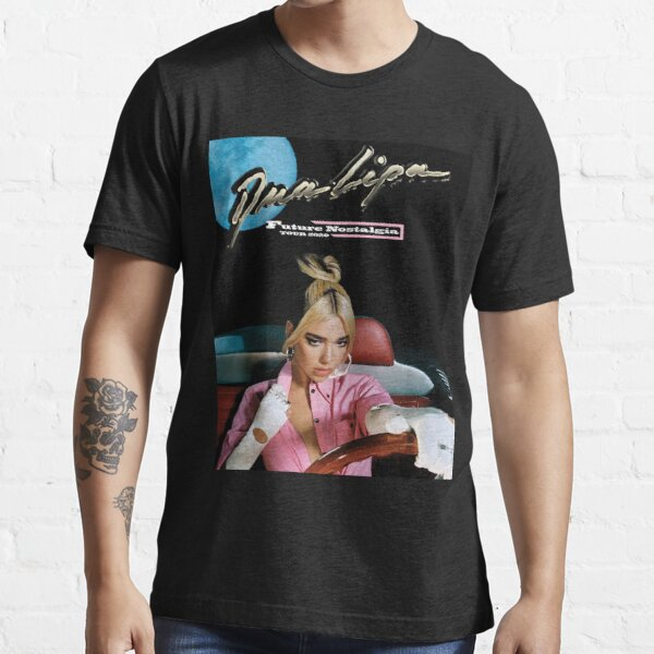 dua future now nostalgia tour 2020 berantakin T-shirt essentiel