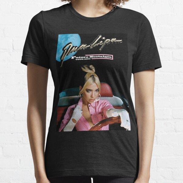 dua future now nostalgia tour 2020 berantakin Camiseta esencial