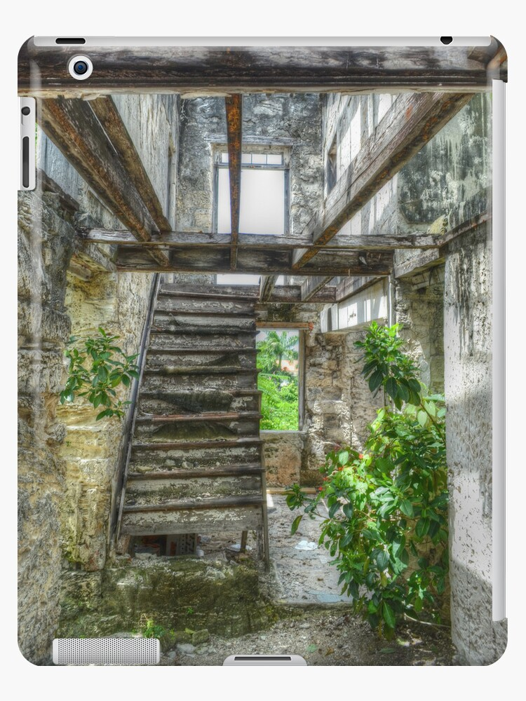 Stairs to nowhere | iPad Case by Jeremy Lavender Photography