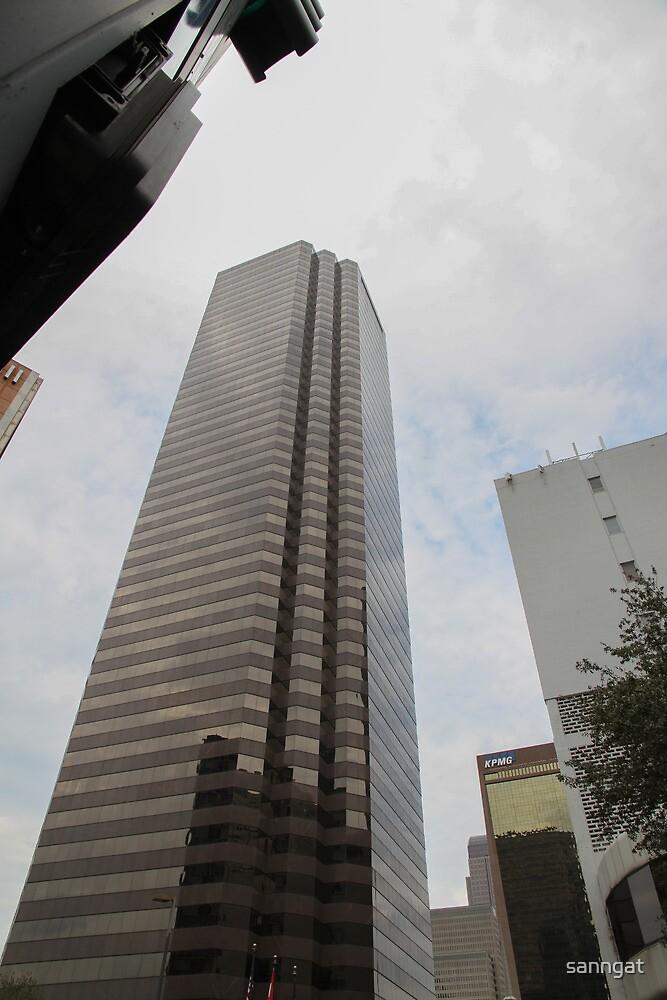 city of Dallas by sanngat