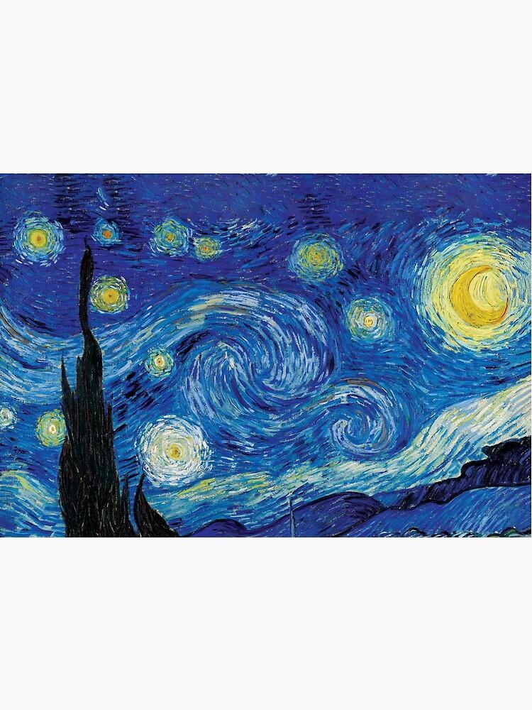 Vincent Van Gogh - Starry Night by AbidingCharm