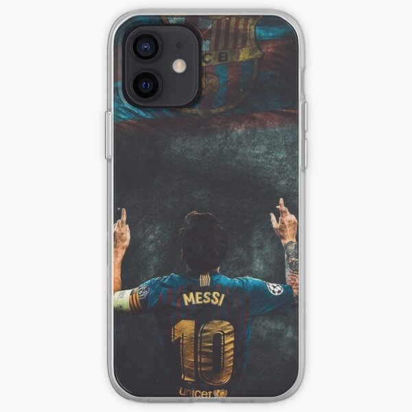 Messi Coque souple iPhone