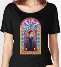 This is Gospel Stain Glass  Women's Relaxed Fit T-Shirt