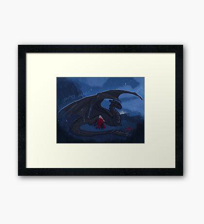 Manon Framed Print