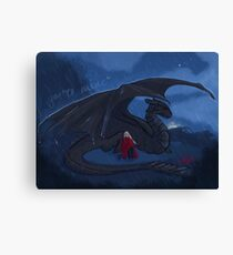 Manon Canvas Print